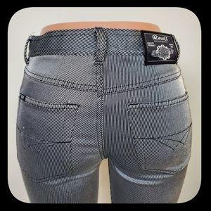 NWT Revolt silver pants